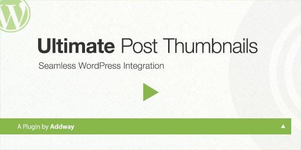 Остаточний повідомлення Мініатюри Безшовні WordPress Інтеграція Плагін Addway